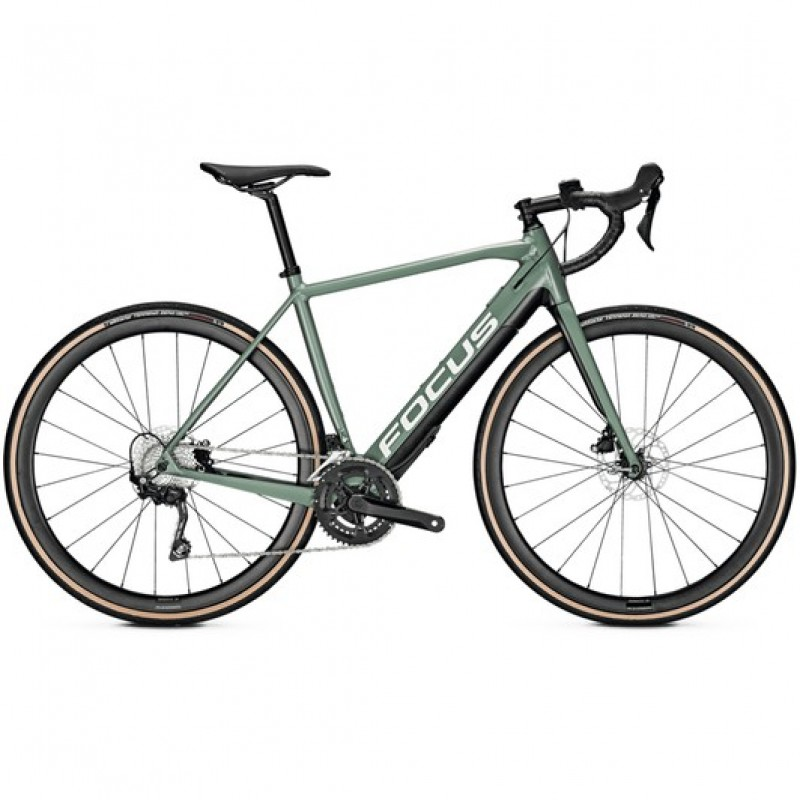 Focus Paralane2 6.8 GC Disc Electric Road Bike 2020