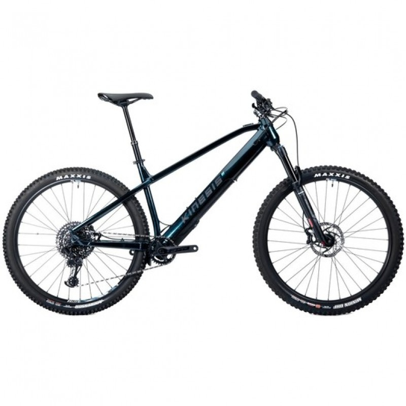 Kinesis Rise GX Eagle E-TRAIL Hardtail Electric Mountain Bike 2020 (Innegra)