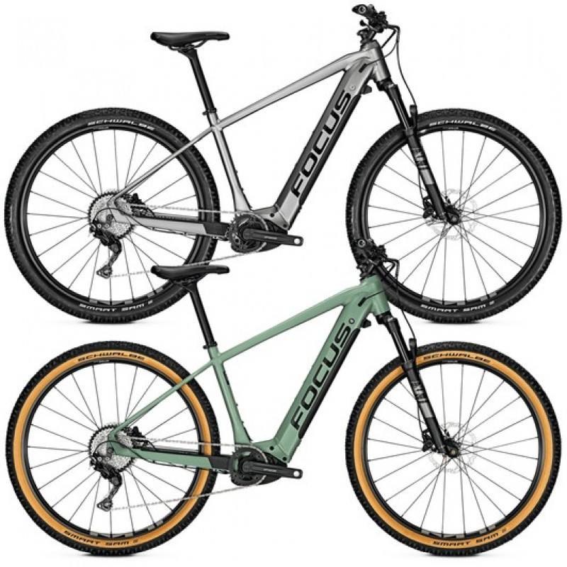 Focus Jarifa2 6.8 Seven Hardtail Electric Mountain Bike 2020