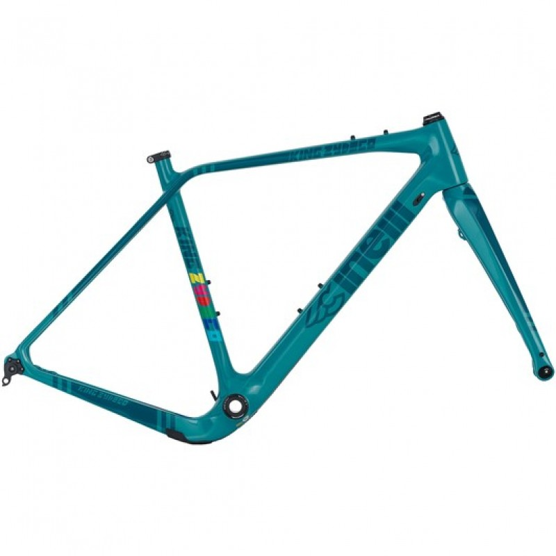 Cinelli King Zydeco Disc Gravel Frameset 2020