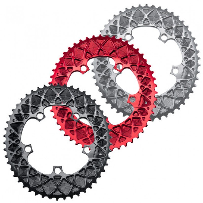 AbsoluteBLACK Premium Race Oval SRAM Outer Chainring