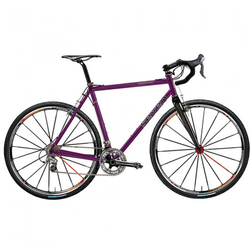 Seven Cycles Mudhoney Cyclocross Frame